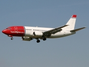 Boeing 737-300 - LN-KKB operated by Norwegian Air Shuttle
