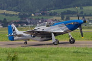 Private North American P-51D Mustang - F-AZXS