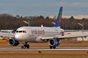 Airbus A320-232 - LY-SPA operated by Small Planet Airlines