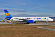 Boeing 757-200 - G-FCLA operated by Thomas Cook Airlines