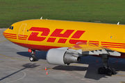 Airbus A300B4-622RF - D-AEAG operated by DHL Cargo