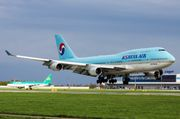 Korean Air Boeing 747-400 - HL7498