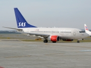 Boeing 737-600 - LN-RRO operated by Scandinavian Airlines (SAS)