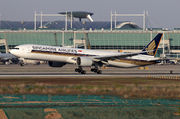 Boeing 777-300ER - 9V-SWQ operated by Singapore Airlines