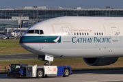 Boeing 777-300ER - B-KPO operated by Cathay Pacific Airways