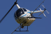 TECH-MONT Helicopter company Robinson R22 Beta - OM-RZZ