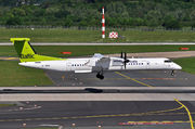 Bombardier DHC-8-Q402 Dash 8 - YL-BBT operated by Air Baltic