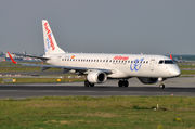 Embraer E195LR (ERJ-190-200LR) - EC-LCQ operated by Air Europa
