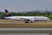 Boeing 777F - D-ALFC operated by Lufthansa Cargo