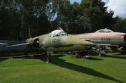 Lockheed F-104G Starfighter - FX93 operated by Belgium - Army