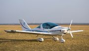Private operator TL-Ultralight TL-2000 Sting S4 - OK-SUA35