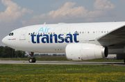 Airbus A330-243 - C-GITS operated by Air Transat