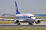 Boeing 737-500 - EW-251PA operated by Belavia Belarusian Airlines