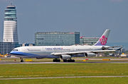 China Airlines Airbus A340-313 - B-18807