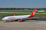 Airbus A330-223 - D-ABXB operated by Air Berlin