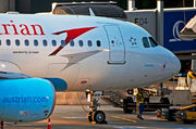 Austrian Airlines Airbus A320-214 - OE-LBW