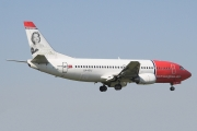 Boeing 737-300 - LN-KKJ operated by Norwegian Air Shuttle