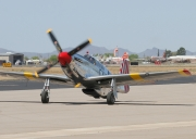 North American P-51C Mustang - N251MX operated by Private operator