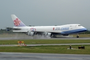 Boeing 747-400F - B-18725 operated by China Airlines Cargo