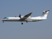 Bombardier DHC-8-Q402 Dash 8 - HA-LQD operated by Malev Hungarian Airlines