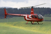 Robinson R44 Raven II - OM-AHA operated by Air Carpatia