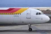Airbus A321-211 - EC-ILP operated by Iberia
