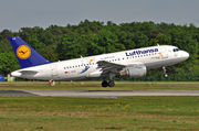 Airbus A319-114 - D-AILU operated by Lufthansa
