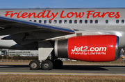 Boeing 757-200 - G-LSAG operated by Jet2