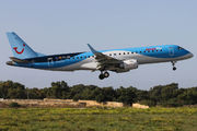 Embraer 190-100STD - OO-JEM operated by Jetairfly