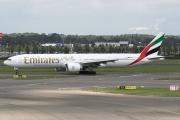 Boeing 777-300ER - A6-ECS operated by Emirates