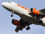 Airbus A319-111 - G-EZDP operated by easyJet