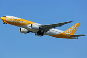 Boeing 777-200ER - 9V-OTA operated by Scoot