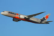 Boeing 787-8 Dreamliner - VH-VKA operated by Jetstar Airways