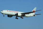 Boeing 777-200LR - C-FIUA operated by Air Canada