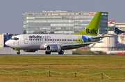 Boeing 737-500 - YL-BBN operated by Air Baltic
