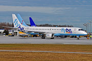 Embraer E195LR (ERJ-190-200LR) - G-FBEB operated by Flybe