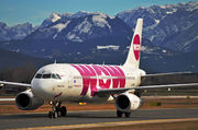 WOW air Airbus A320-232 - LZ-MDD