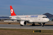 Turkish Airlines Airbus A320-214 - TC-JPY