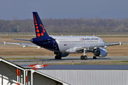 Brussels Airlines Airbus A319-111 - OO-SSU