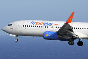 Boeing 737-800 - C-FEAK operated by Sunwing Airlines