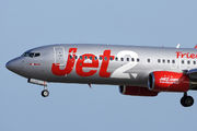 Boeing 737-800 - G-GDFX operated by Jet2