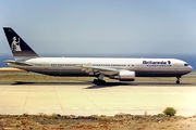 Boeing 767-300ER - G-OBYA operated by Britannia Airways