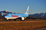 Boeing 737-800 - G-TAWB operated by Thomson Airways