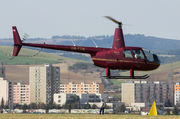 Robinson R44 Raven - OM-TTM operated by TROLIGA BUS