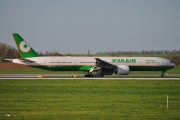 Boeing 777-300ER - B-16708 operated by EVA Air