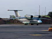 Força Aérea Nacional de Angola (National Air Force of Angola) Antonov An-72 - T-708