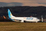 Boeing 737-800 - A6-FDW operated by flydubai