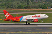 Airbus A319-111 - 9H-AEH operated by Air Malta