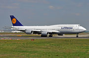 Boeing 747-8 - D-ABYL operated by Lufthansa
