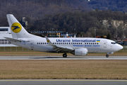 Boeing 737-500 - UR-GBE operated by Ukraine International Airlines